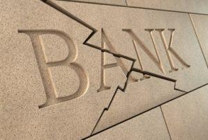 Axiom – The crash of banking stocks