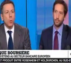 Panique boursière : la crise s'étend au secteur bancaire européen