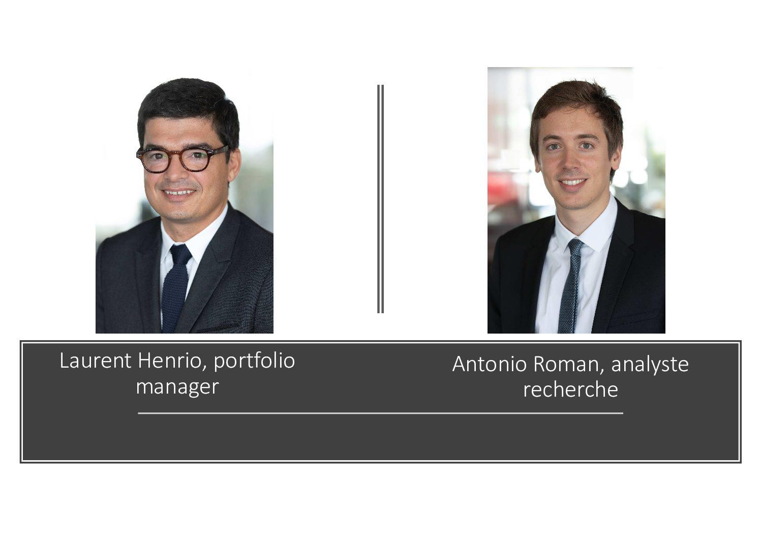 Axiom Alternative Investments renforce son équipe de gestion et de recherche et nomme Laurent HENRIO et Antonio ROMAN.