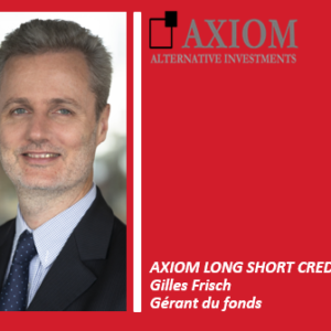 Axiom Alternative Investments launches new Long/Short Credit Fund (UCITS Format)