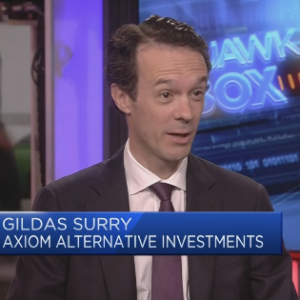 CNBC Video : The Restructuring of BMPS – with Gildas Surry